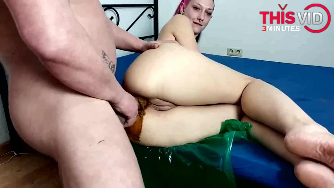 Fucking Happy Punky Scat Couple Anal Sex Scatfap Com Scat Porn