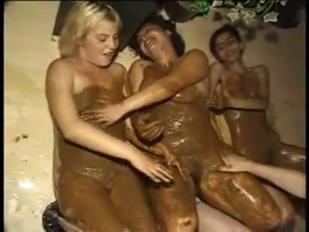 Orgy scat Scat orgy