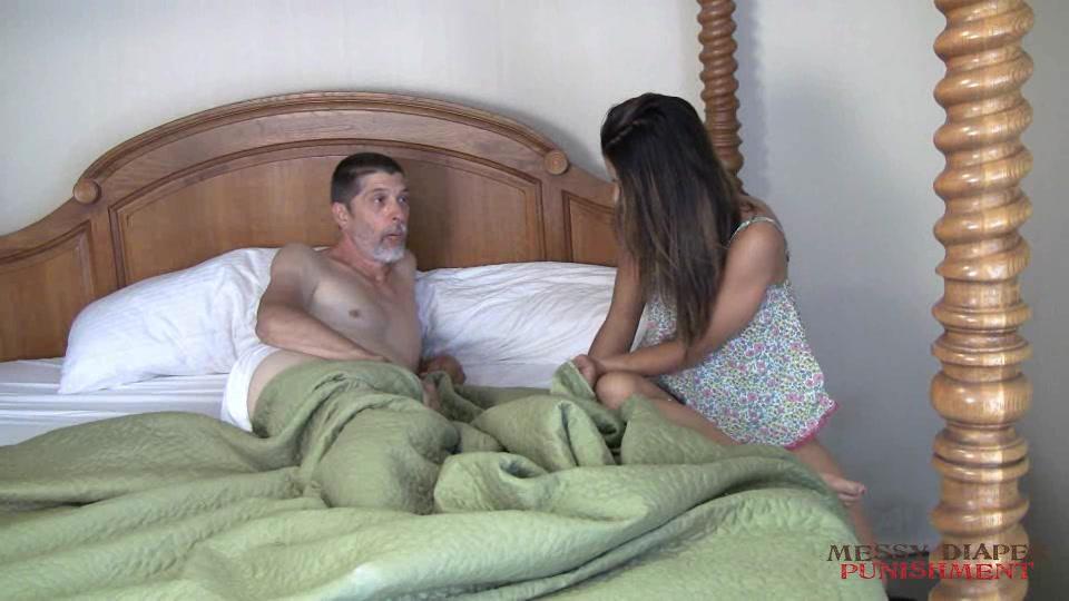Messy Diaper Punishment Videos