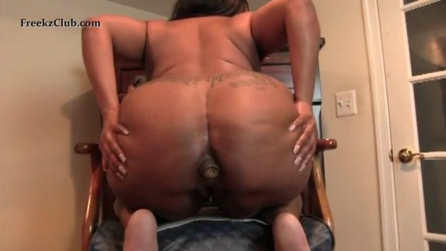 Ebony Scat Video