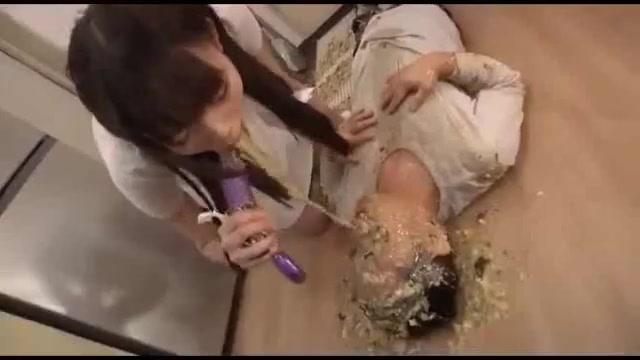 Japanese vomit porn